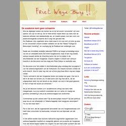 Friet Wagd Bankje !! 1 juli 2006