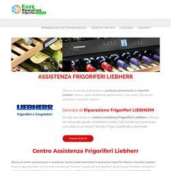 Assistenza Frigoriferi Liebherr
