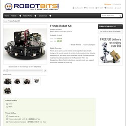Frindo Robot Kit