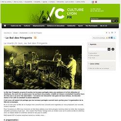 Le Bal des Fringants- Culture Ville de Lyon
