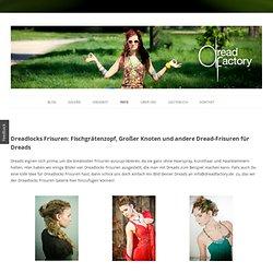 Frisuren-Tipps | DreadFactory