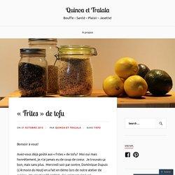 Quinoa et Tralala «