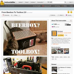 From Beerbox To Toolbox 2.0