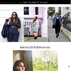 From the corners of the Curve.: Being plus size in South East Asia.