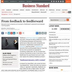 From feedback to feedforward