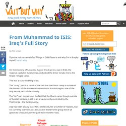 From Muhammad to ISIS: Iraq's Full Story