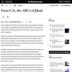 From U.S., the ABC's of Jihad
