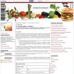BLOG MARCHANDROIT 15/03/11 Un fromage appelé « analogue » - Ou comment la dénomination « fromage analogue » est illégale