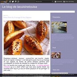 Petits pains au fromage et aux oignons