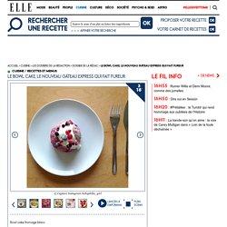 Bowl cake fromage blanc - Le bowl cake, le nouveau gâteau express qui fait fureur