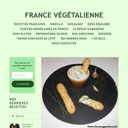 Fromage à tartiner végétal — France végétalienne