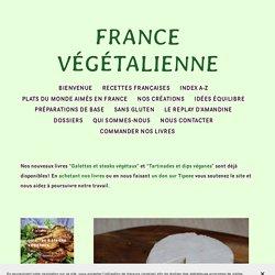 Fromage végétal demi-sec (vegan) — France végétalienne