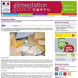 Les fromages franc-comtois