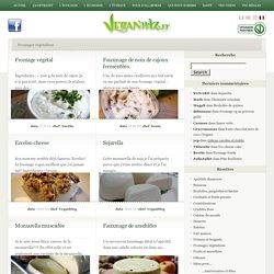 Site fromages végétaliens