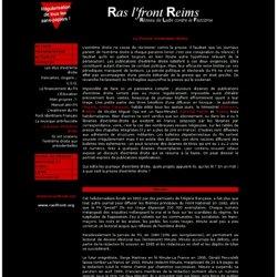 Ras l'front Reims - La Presse d'extrême droite