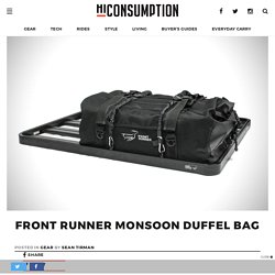 Front Runner Monsoon Duffel Bag