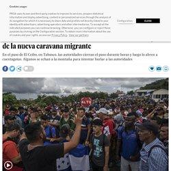 México sella sus fronteras con Guatemala ante la llegada de la nueva caravana migrante