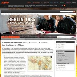 Berlin 1885 : la ruée sur l'Afrique