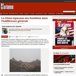 La Chine repousse ses frontières dans l'indifférence générale
