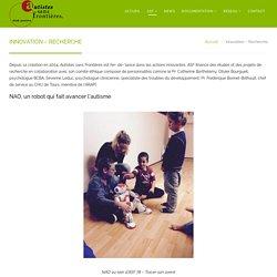 Innovation - Recherche - Autistes sans frontières