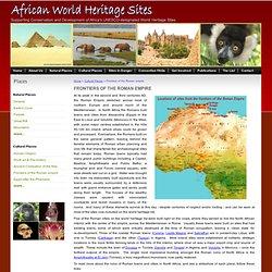 Frontières de l'Empire romain d'Afrique