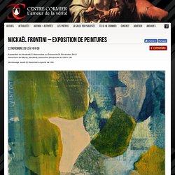 Mickaël Frontini – Exposition de peintures