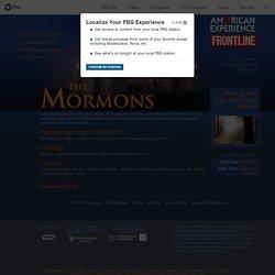 FRONTLINE + American Experience: Mormons