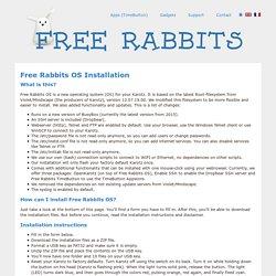 FROS (FreeRabbits.nl)