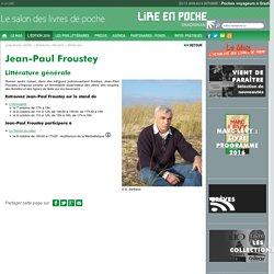 Froustey - L'édition 2016 - Lire En Poche
