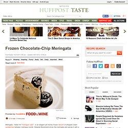 Frozen Chocolate-Chip Meringata