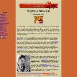 fructueux alexandre l'etoile de la musique creole dit alexandre stellio