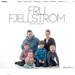 frufjellstrom.se: Vad är språkstörning?