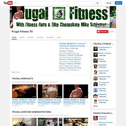 MyFrugalFitness's Channel