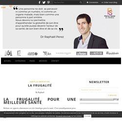 La frugalité - Blog du Dr Raphaël Perez