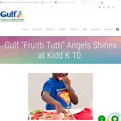 "Gulf ""Fruitti Tutti"" Angels Shines at Kidd K 10. - Best Insurance Company Trinidad & Tobago - Gulf Insurance Limited"