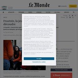 Frustrée, la jeunesse française rêve d'en découdre
