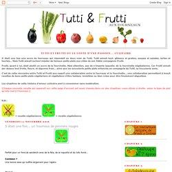 Tutti et Frutti: Il était une fois... un houmous de poivrons rouges