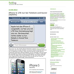 fscklog - Mac + iPhone + iPad + iPod - Tales of Interest