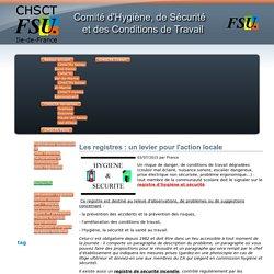 FSU CHSCT Ile de France