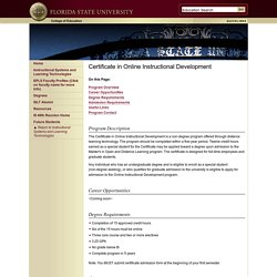 FSU - College of Education