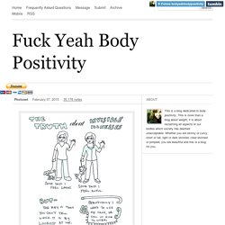 Fuck Yeah Body Positivity