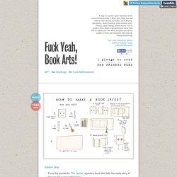 Book Arts! blog et artistes moins connus