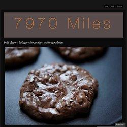 Soft chewy fudgey chocolatey nutty goodness «