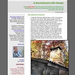 Fuel Efficient Kiln Design