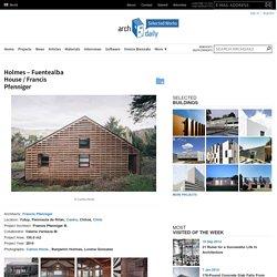 Fuentealba House