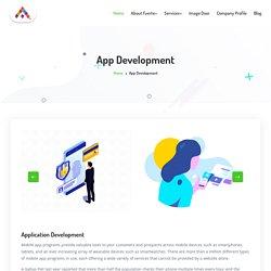 Affordable App development services