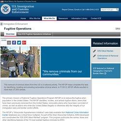 Fugitive Operations