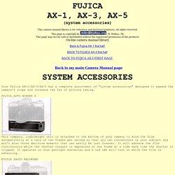 fujica_ax-3 on-line camera manual