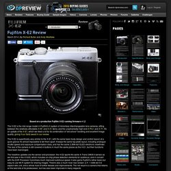 Fujifilm X-E2 Review: Digital Photography Review