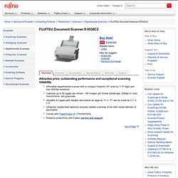 Document Scanner fi-5530C2